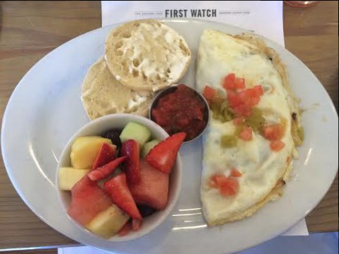 first watch omelette