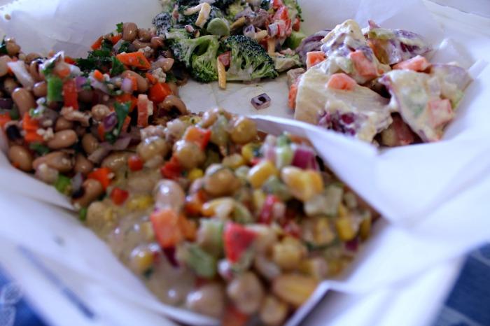 salad sample