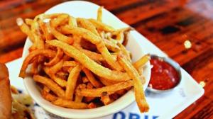 Old Bay Fries | Drift Fish House and Oyster Bar| Marietta, GA