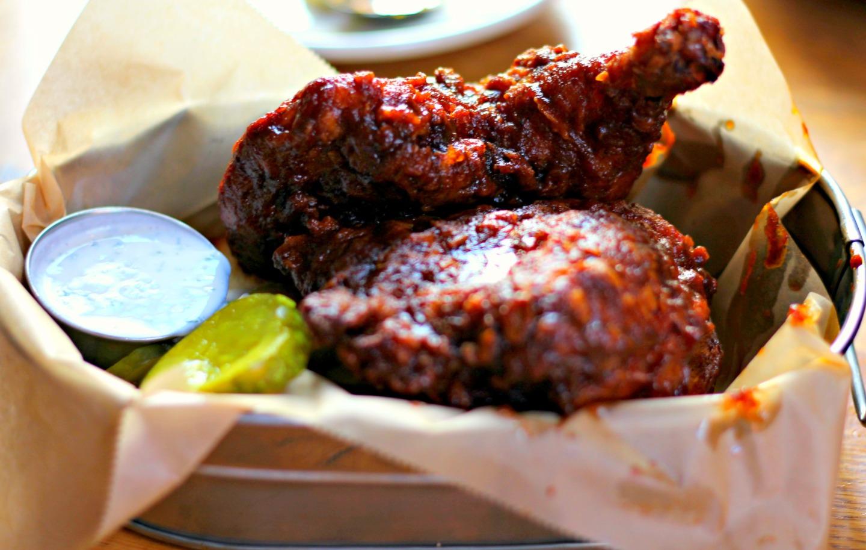 Nashville Hot Chicken at Parish
