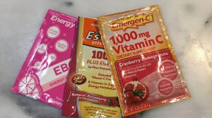Vitamin C packs from Sprouts Farmers Market