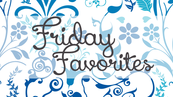 Friday Favorites from The Cardigan Kitchen