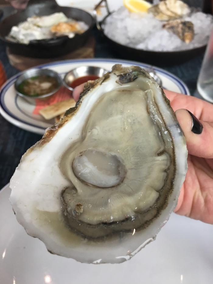 Oyster at BeetleCat Atlanta