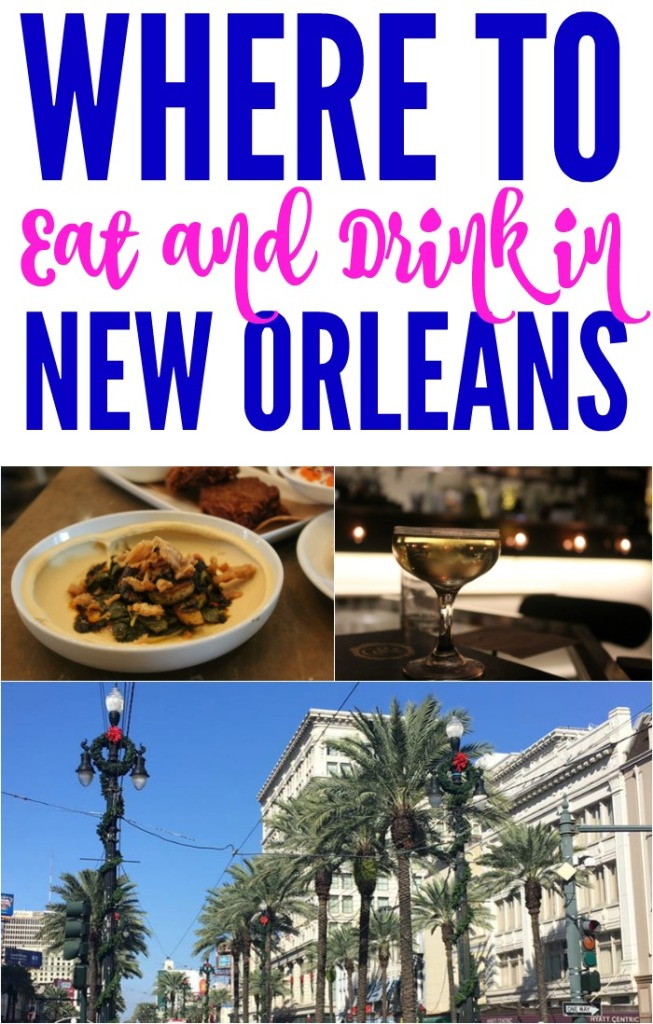 Where to Eat and Drink in New Orleans