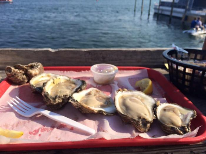 Oyster Happy Hour in Atlanta