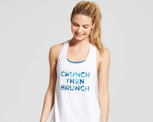 Crunch then Brunch