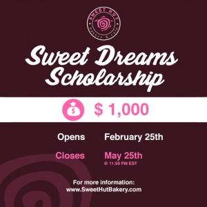 Sweet Dreams Scholarship