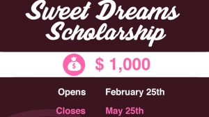 Sweet Dreams Scholarship